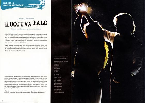 jussi.tuokkola.studio.ukkoshuone - Teatteri Oulu Huojuva Talo