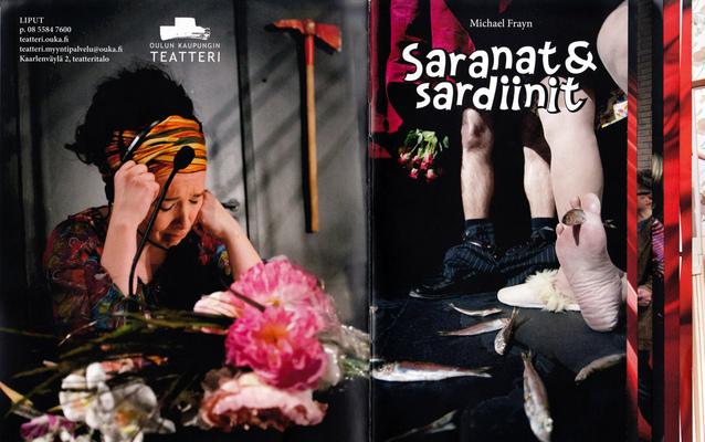 jussi.tuokkola.studio.ukkoshuone - Oulu City Theatre Saranat&Sardiinit program