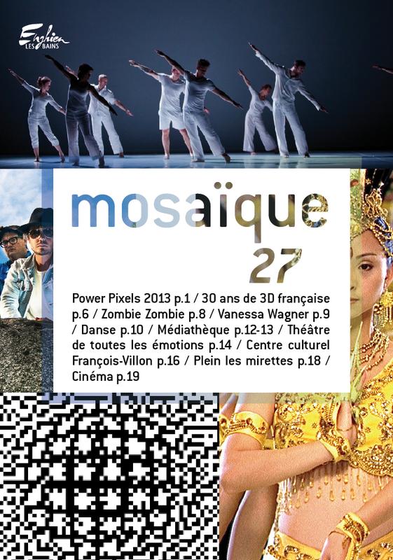 samantha paul - Voir lintégralité du Mosaïque n°27