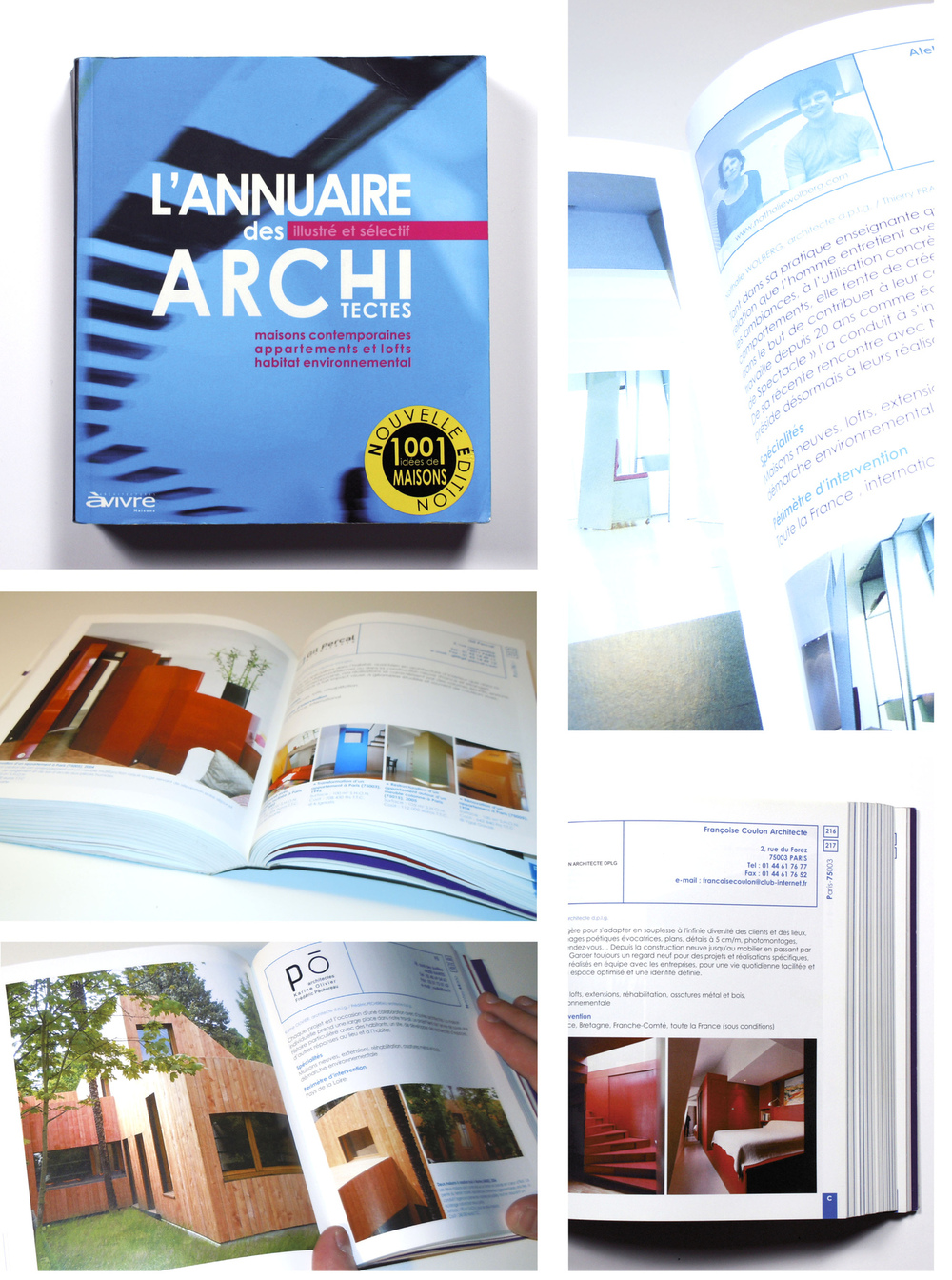 samantha paul - Lannuaire des architectes