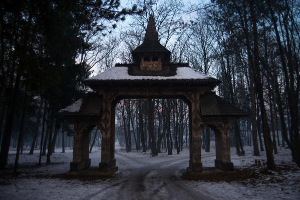 a l e s s a n d r o f a g i o l i - Săpânța, Romania