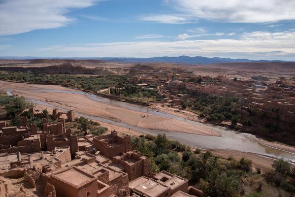 a l e s s a n d r o f a g i o l i - Ksar of Ait-Ben-Haddou, Morocco