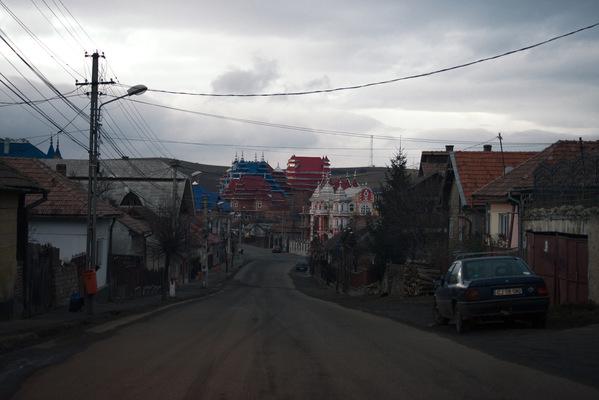 a l e s s a n d r o f a g i o l i - Huedin, Romania