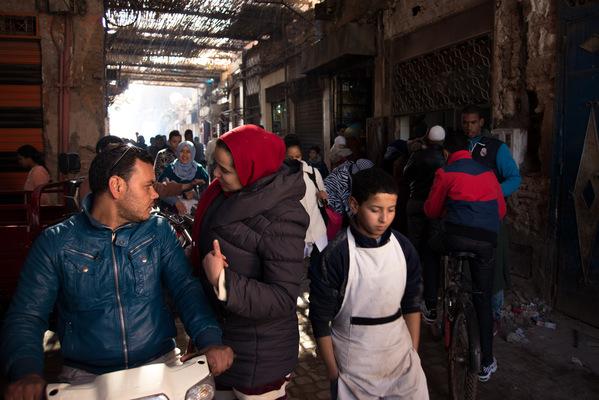 a l e s s a n d r o f a g i o l i - Marrakesh, Morocco