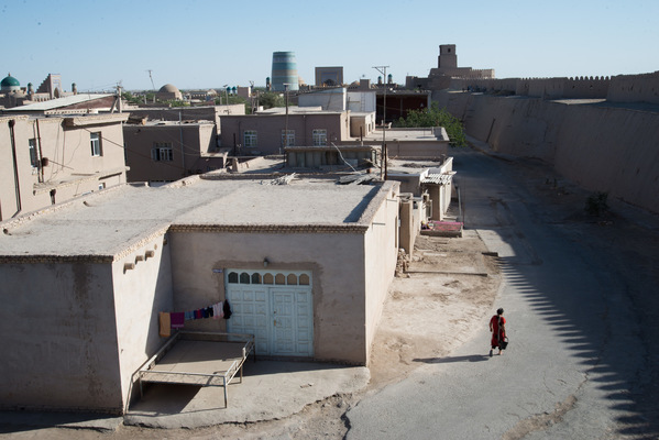 a l e s s a n d r o f a g i o l i - Khiva, Uzbekistan, 2018