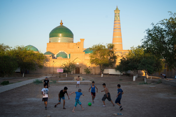 a l e s s a n d r o f a g i o l i - Bukhara, Uzbekistan, 2018