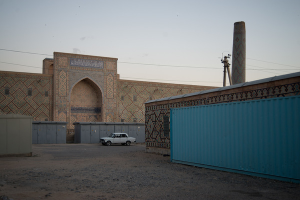 a l e s s a n d r o f a g i o l i - Samarkand, Uzbekistan, 2018