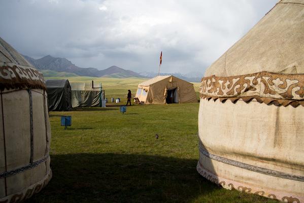 a l e s s a n d r o f a g i o l i - Song Kul lake, Kyrgyzstan, 2018