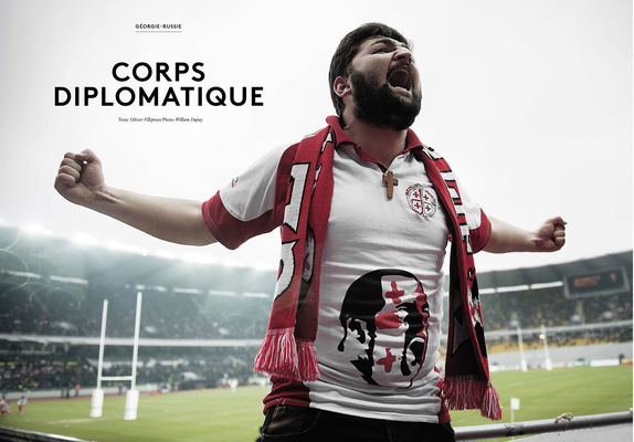 William Dupuy Photographe - Attitude Rugby