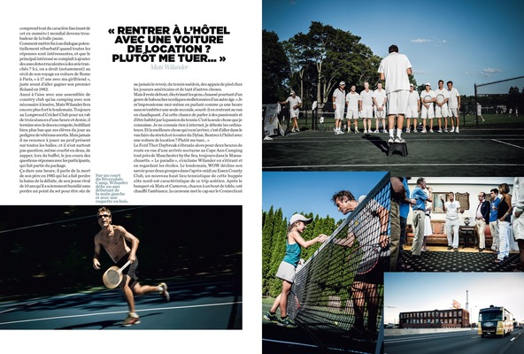 William Dupuy Photographe - LEquipe Magazine