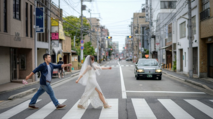Ethan L - Bill&Ivy京阪日常婚紗