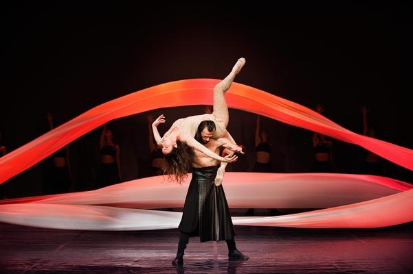 Özgür Ülker Photography - Shaman Dance T. & Sanem Çelik İstanbul