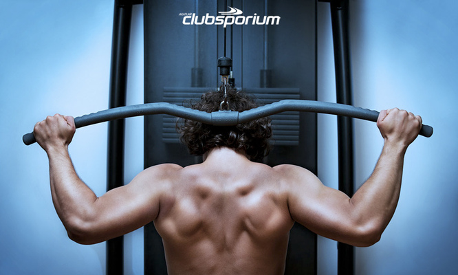 Özgür Ülker Photography - Club Sporium Akatlar / Fitness