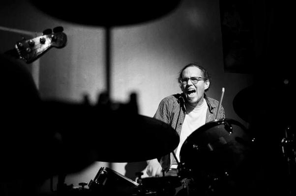 Özgür Ülker Photography - Kenny Wollesen / Love Trio Nublu Jazz Fest Nublu Club İstanbul