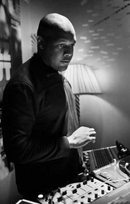 Özgür Ülker Photography - Dj Logic / Nublu Jazz Fest Nublu Club İstanbul
