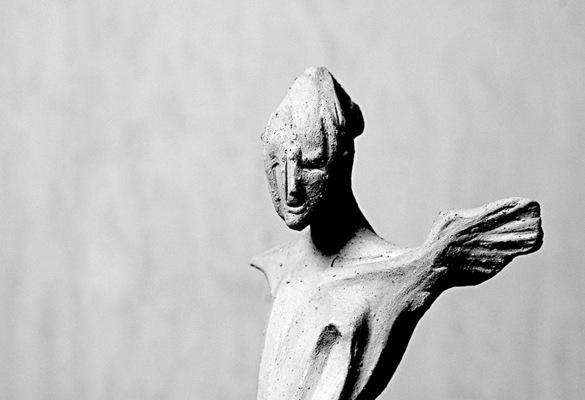 Özgür Ülker Photography - Seramik Heykel