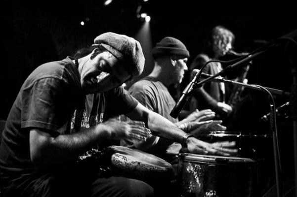 Özgür Ülker Photography - İzzet Kızıl & Arto Tunçboyacıyan & İlhan Erşahin / Nublu Jazz Fest Babylon İstanbul