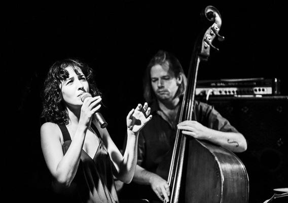 Özgür Ülker Photography - Ece Göksu & Matt Hall / Nardis Jazz Club İstanbul