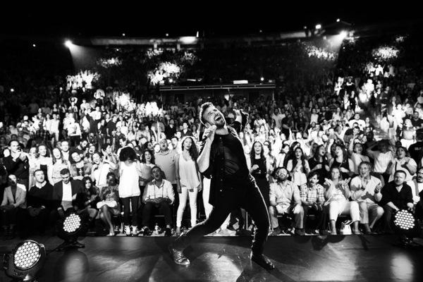 Özgür Ülker Photography - Tarkan / Harbiye Konserileri 2014