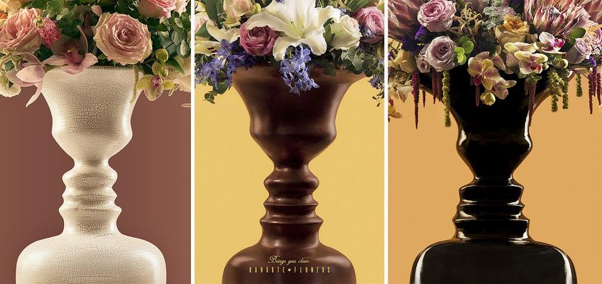 Özgür Ülker Photography - TBWA İSTANBUL / Kanukte Flowers