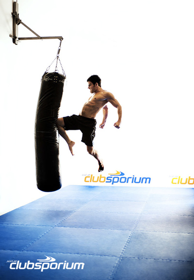 Özgür Ülker Photography - Club Sporium Akatlar / Fight Club