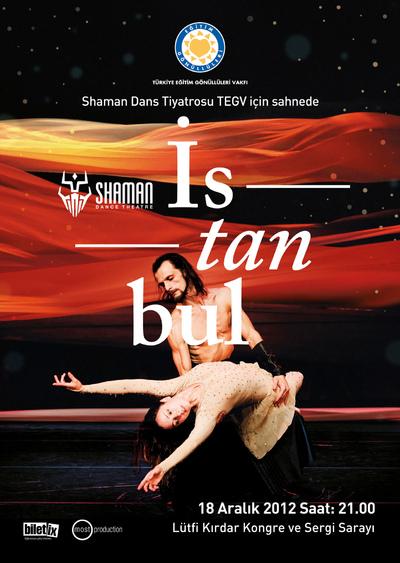 Özgür Ülker Photography - SHAMAN DANCE İSTANBUL