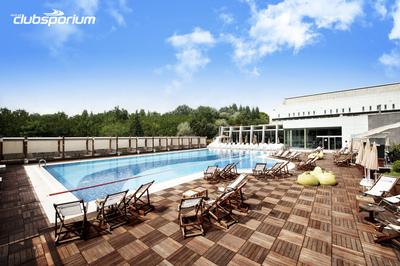 Özgür Ülker Photography - Club Sporium Akatlar /Açık Havuz