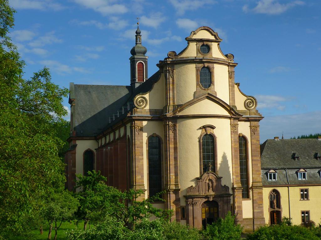 Jörg Kaspari - Landschaftsarchitekt - Kloster Himmerod