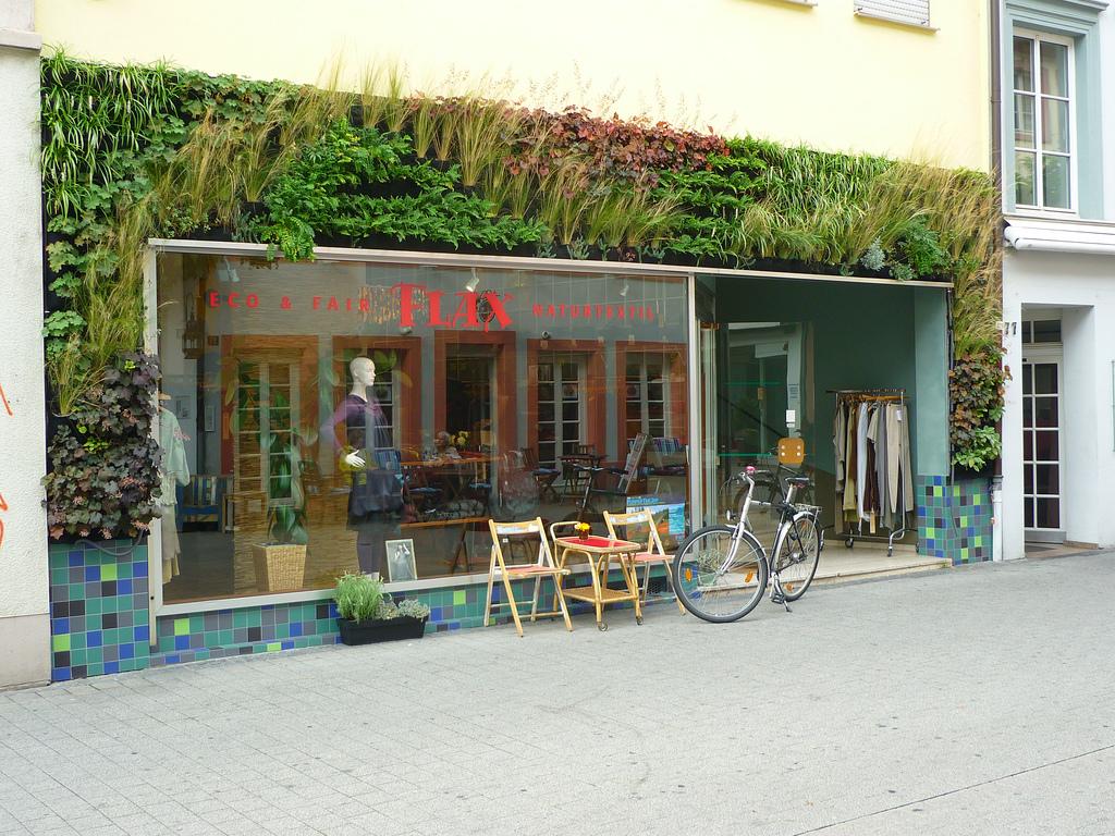 Jörg Kaspari - Landschaftsarchitekt - Grüne Wand