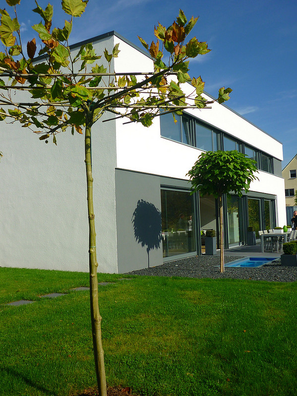 Jörg Kaspari - Landschaftsarchitekt - Hausfront