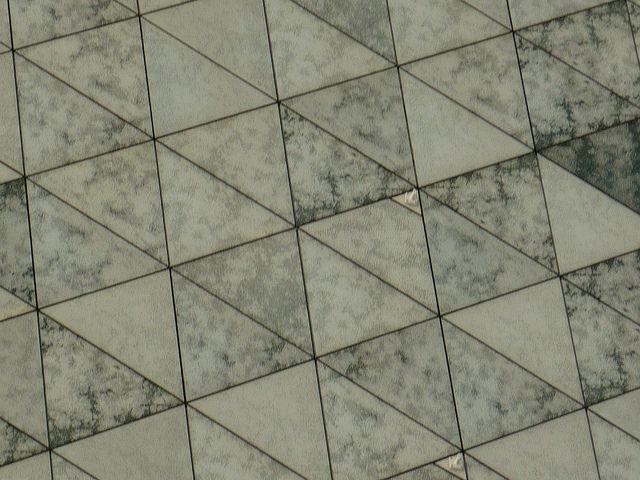 Jörg Kaspari - Landschaftsarchitekt - Aus der Enge ausbrechen -Halbtransparente Hülle des Gebäudes