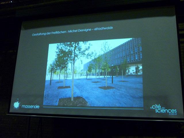 Jörg Kaspari - Landschaftsarchitekt - Einzelne Plätze beherbergen den Stadtwald.