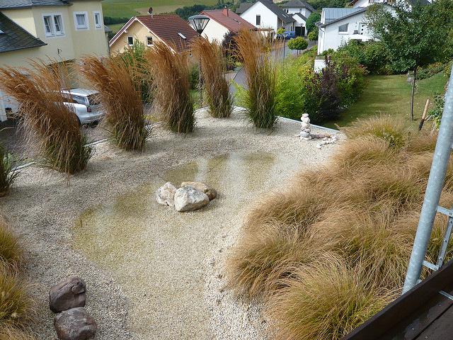Jörg Kaspari - Landschaftsarchitekt - Pflanzen Wasser Steine Licht