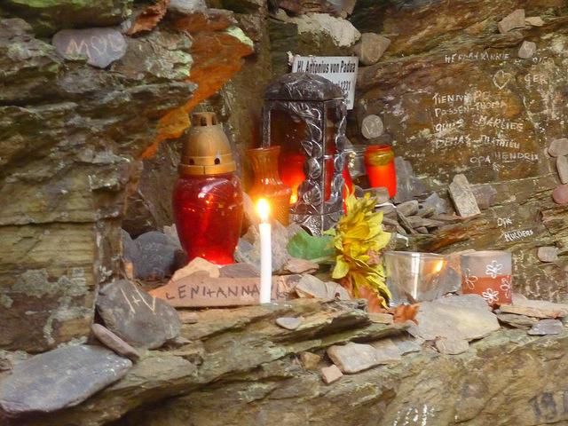 Jörg Kaspari - Landschaftsarchitekt - Gedenken mit Kerzen