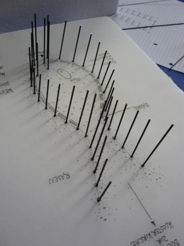 Jörg Kaspari - Landschaftsarchitekt - Modell