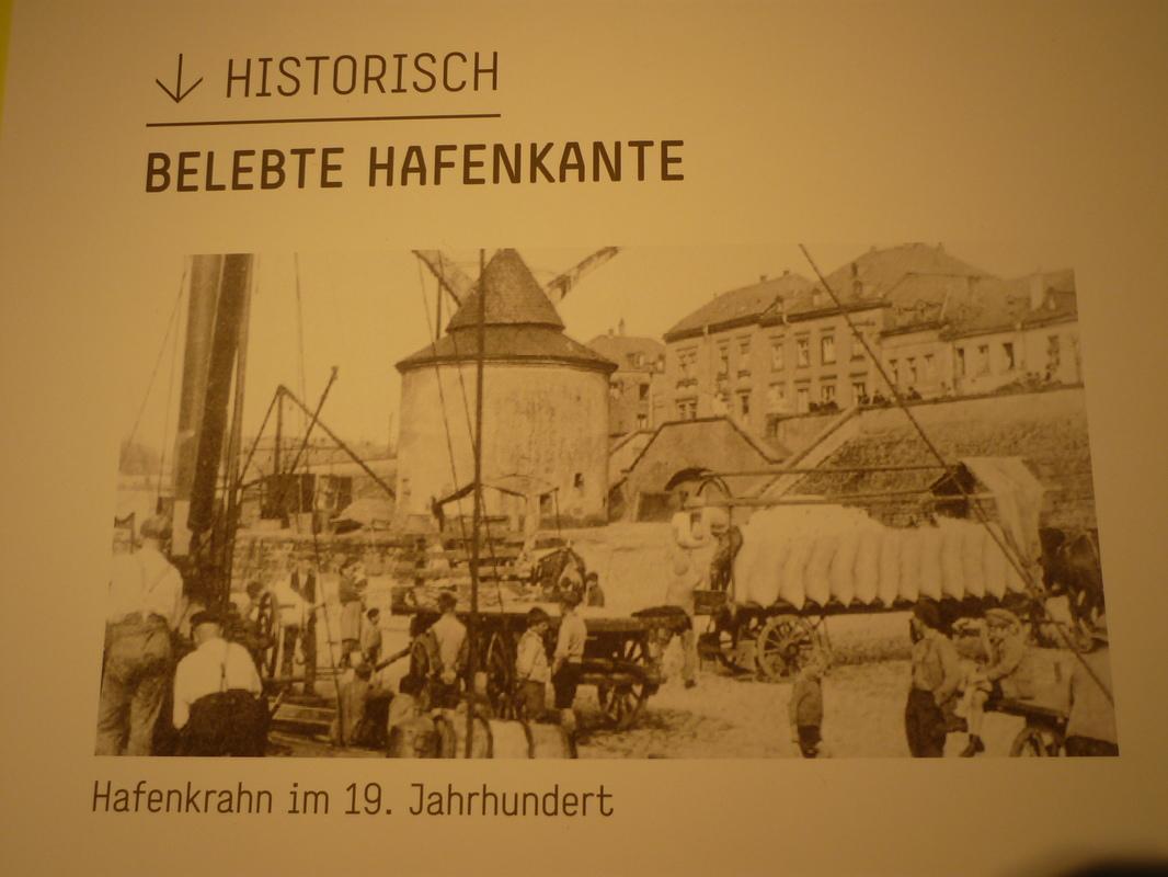 Jörg Kaspari - Landschaftsarchitekt - Historische Hafenkante