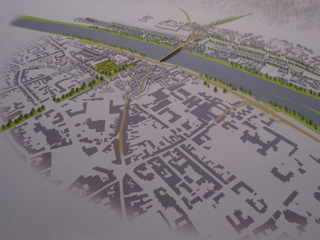 Jörg Kaspari - Landschaftsarchitekt - Fokus Römerbrücke - Perspektiven neuer Urbanität