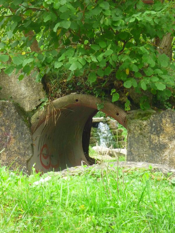 Jörg Kaspari - Landschaftsarchitekt - Höhle am Kletterfelsen