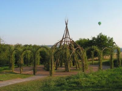 Jörg Kaspari - Landschaftsarchitekt - Luftschloss Trier
