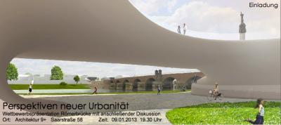 Jörg Kaspari - Landschaftsarchitekt - Fokus Römerbrücke