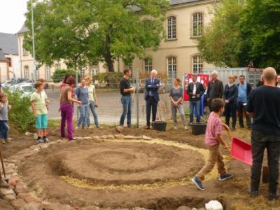 Jörg Kaspari - Landschaftsarchitekt - Förderverein der Ausonius Grundschule Trier