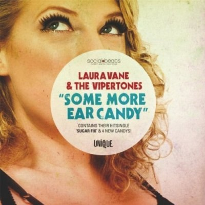 Lucille Dee - Laura Vane and the Vipertones