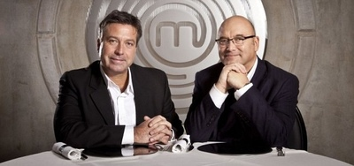 Lucille Dee - MasterChef Greg Wallace and John Torode