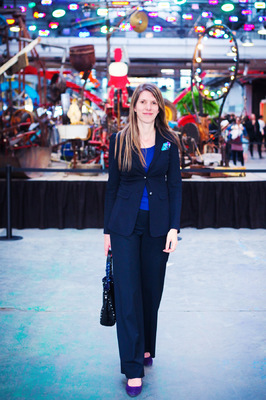 Lyne Looze ♡ Photographer - Els Ampe - An evening at the KANAL (Centre Pompidou) grand opening 🎭 🎨✨ Brussels, 04/05/2018