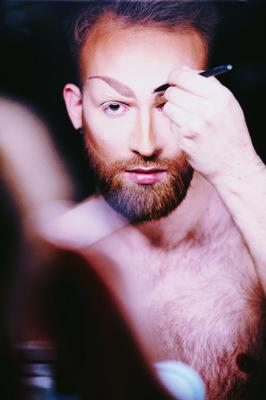 Lyne Looze ♡ Photographer - CABARET MADEMOISELLE / Grand Opening 07/10/17 (Backstage) ◊ 2017 ◊ La Veuve