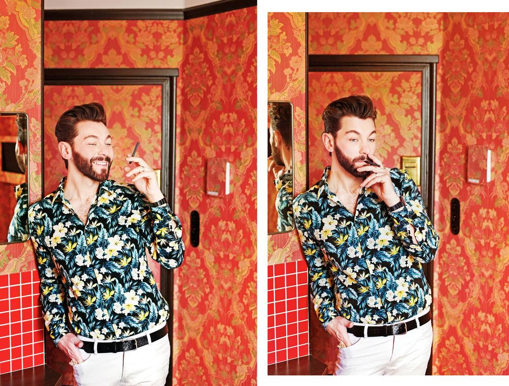 Lyne Looze ♡ Photographer - DANDY ◊ 2014 ◊ Michaël Meers
