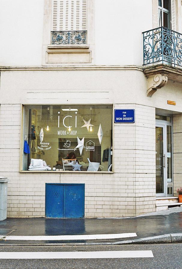 www.vingtseptembre.com - Ici work + shop