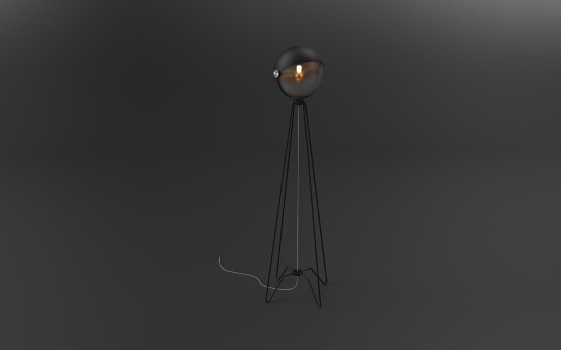 Philipp Hensel - MOON Lamp