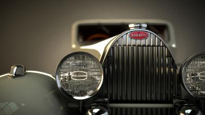 Bugatti T57 Ventoux