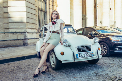 Paris Fashion Photographer | Rachel Rebibo | London / New York Photographer